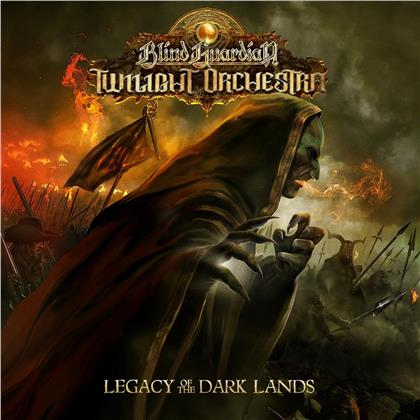 Blind Guardian`s Twilight Orchestra - Legacy of the Dark Lands (2 CDs)