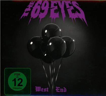 The 69 Eyes - West End (CD + DVD)