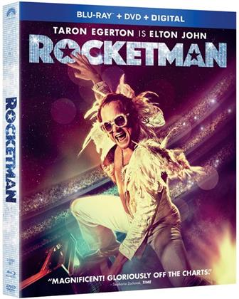 Rocketman (2019) (Blu-ray + DVD)
