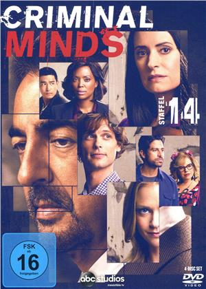 Criminal Minds - Staffel 14 (4 DVDs)
