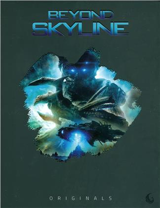 Beyond Skyline (2017) (Originals, Blu-ray + DVD)