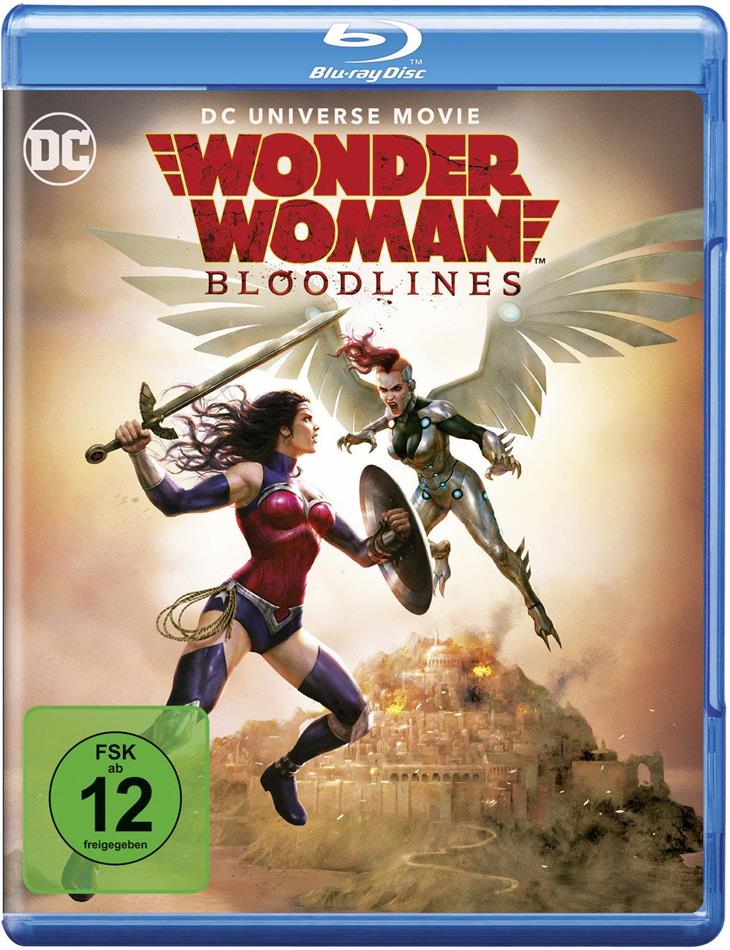 Wonder Woman - Bloodlines (2019)