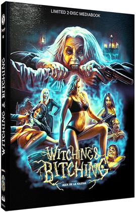 Witching and Bitching (2013) (Cover A, Limited Edition, Mediabook, Uncut, Blu-ray + DVD)