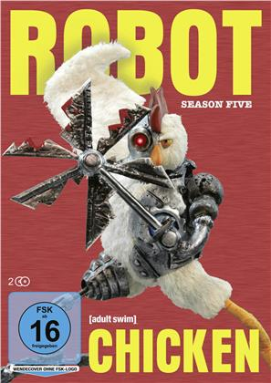 Robot Chicken - Staffel 5 (2 DVDs)