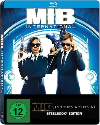 Men in Black: International (2019) (Limited Edition, Steelbook)