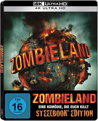 Zombieland (2009) (Limited Edition, Steelbook)