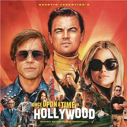 Quentin Tarantino's Once Upon a Time in Hollywood - OST (2 LPs)