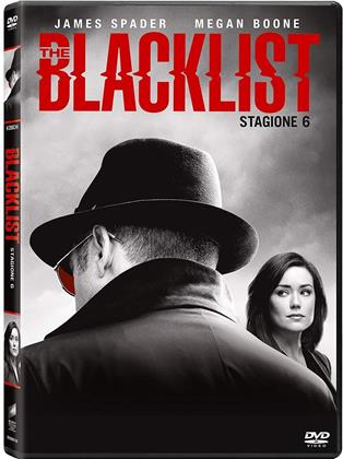 The Blacklist - Stagione 6 (6 DVDs)