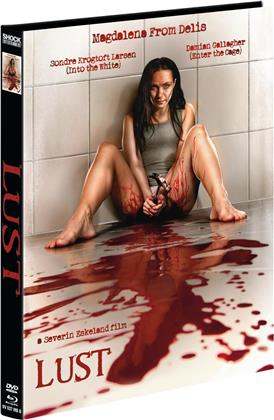 Lust (2017) (Cover B, Limited Collector's Edition, Mediabook, Blu-ray + DVD)