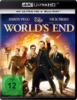 The World's End (2013) (4K Ultra HD + Blu-ray)