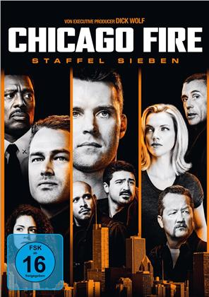 Chicago Fire - Staffel 7 (6 DVDs)
