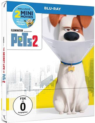 Pets 2 (2019) (Limited Edition, Steelbook)