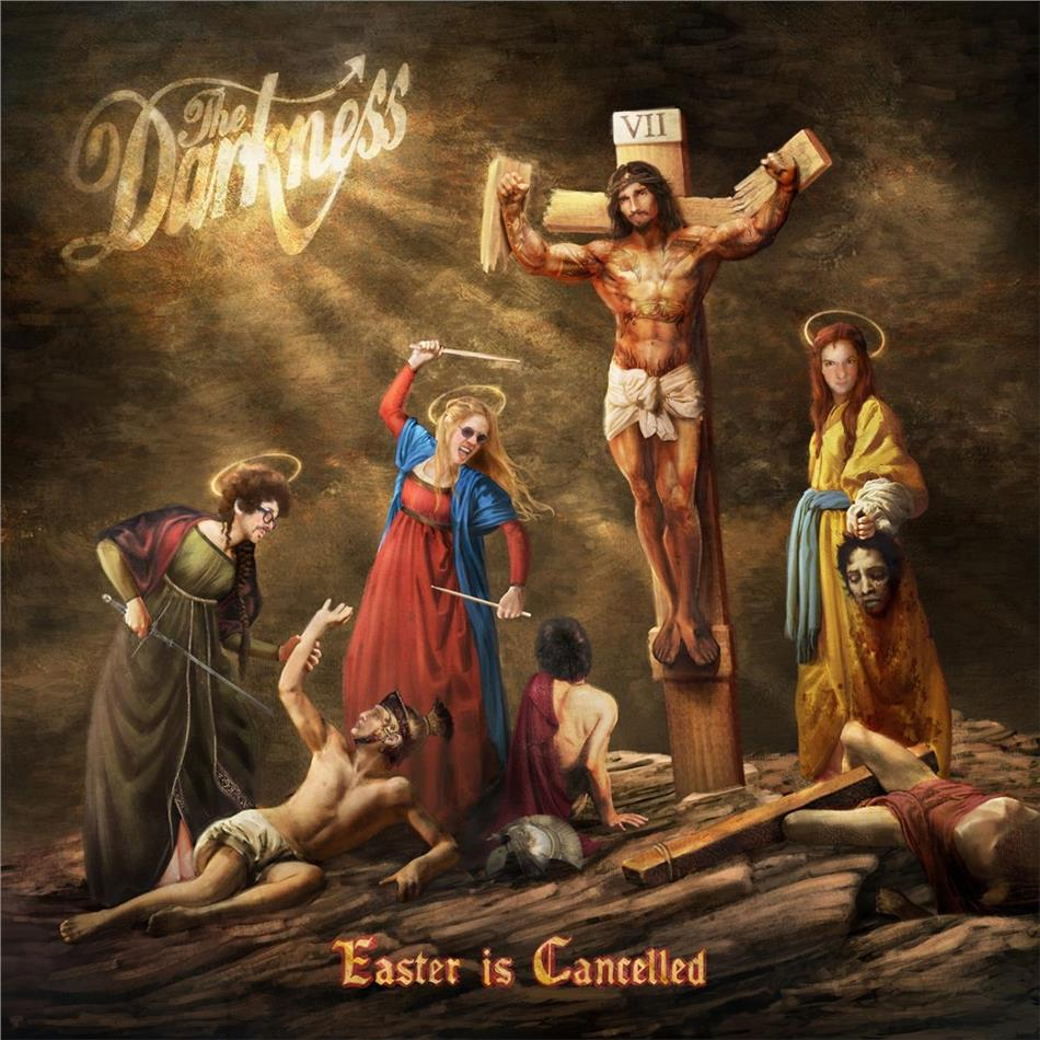 The Darkness - Easter Is Cancelled (LP)