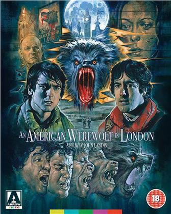 An American Werewolf In London (1981) (Limited Edition)