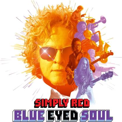 Simply Red - Blue Eyed Soul (Deluxe Edition, 2 CDs)