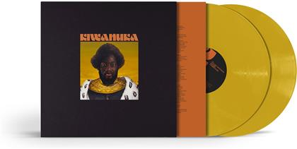 Michael Kiwanuka - Kiwanuka (Indie Edition, Gatefold, Colored, LP)