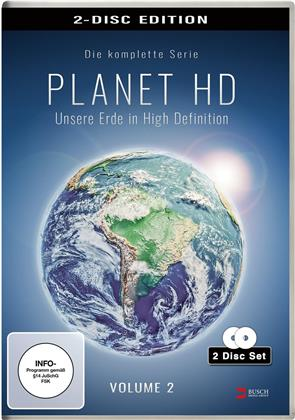 Planet HD - Vol. 2 (2 DVDs)