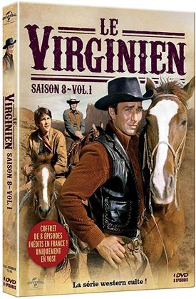 Le Virginien - Saison 8 - Vol. 1 (4 DVDs)
