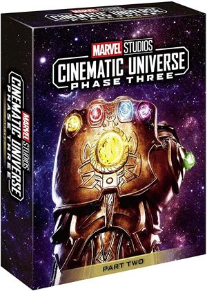 Marvel Studios Cinematic Universe - Phase 3 - Part 2 (8 DVDs)