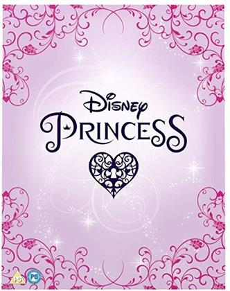 Disney Princess (12 Blu-rays)