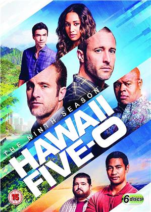 Hawaii Five-O - Season 9 (2010) (6 DVDs)