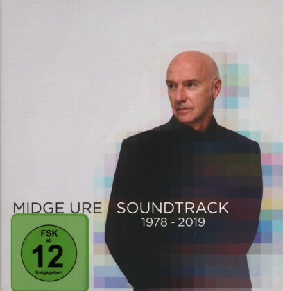 Midge Ure - Soundtrack: 1978-2019 (2 CDs + DVD)