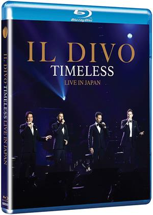 Il Divo - Timeless - Live In Japan