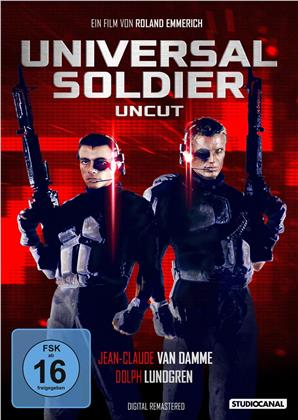 Universal Soldier (1992) (Digital Remastered, Uncut)