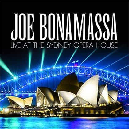 Joe Bonamassa - Live At The Sydney Opera House (2 LPs)
