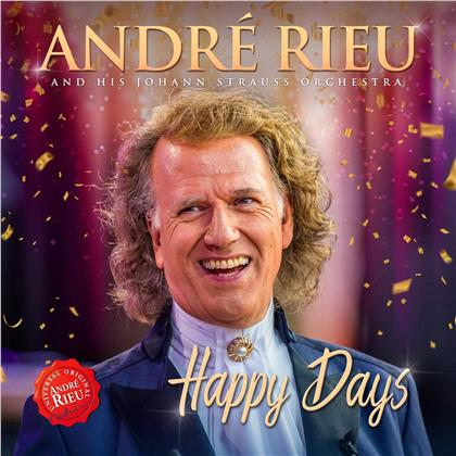 Andre Rieu & Johann Strauss Orchester - Happy Days