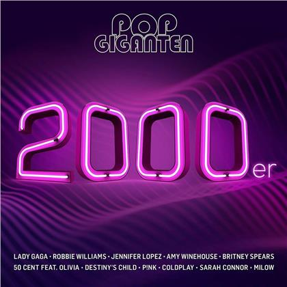 Pop Giganten - 2000Er (2 CDs)