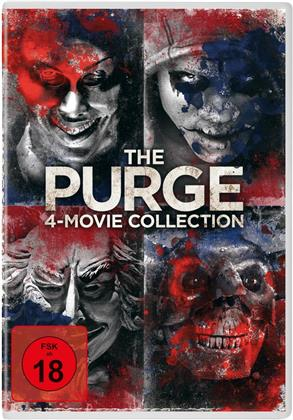 The Purge 1-4 (4 DVDs)