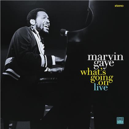 Marvin Gaye - What's Going On - Live (Gatefold, 2 LPs)