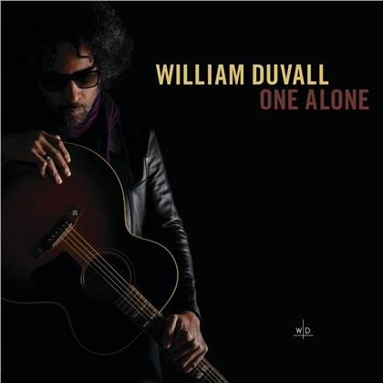 William Duvall (Alice In Chains) - One Alone (Digipack)