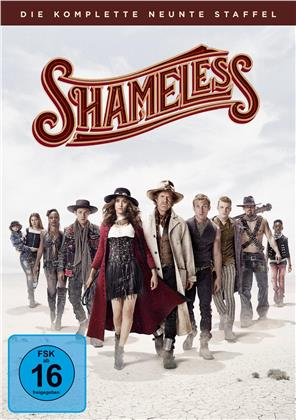 Shameless - Staffel 9 (4 DVDs)
