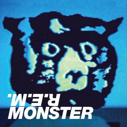 R.E.M. - Monster (2019 Reissue, Version 2, Black Version, 25th Anniversary Edition, Remastered, 2 LPs)