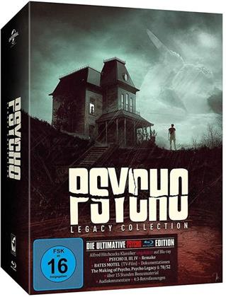 Psycho Legacy Collection (8 Blu-rays)