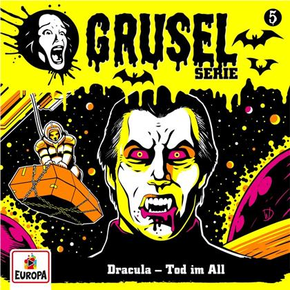 Gruselserie - 005/Dracula - Tod im All (LP)