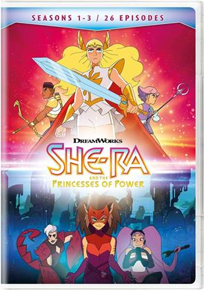 She-Ra and The Princesses Of Power - Seasons 1-3 (4 DVDs)