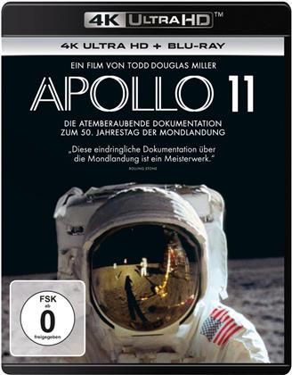 Apollo 11 (2019) (4K Ultra HD + Blu-ray)