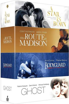 A Star Is Born / Sur la route de Madison / Bodyguard / Ghost