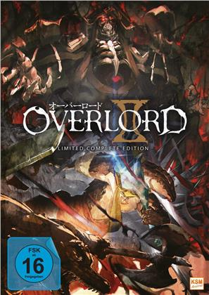 Overlord II - Staffel 2 (Limited Complete Edition, 3 DVDs)