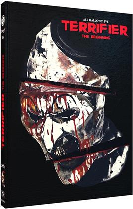 Terrifier - The Beginning (2013) (Cover E, Limited Edition, Mediabook, Blu-ray + DVD)