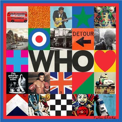 The Who - Who (Deluxe Edition)