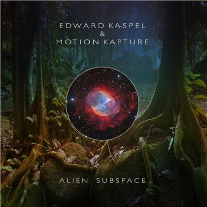 Edward Ka-Spel (Legendary Pink Dots) & Motion Kapture - Alien Subspace (Limited, LP)