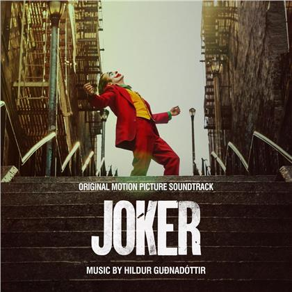 Hildur Gudnadóttir - The Joker - OST (Opaque Purple Vinyl, LP)