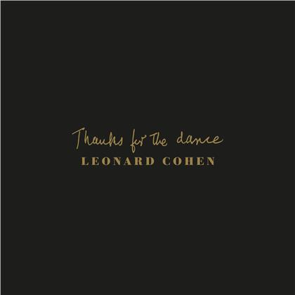 Leonard Cohen - Thanks For The Dance (LP)