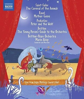 Alsop, Marin - Carnival Of The Animals/M