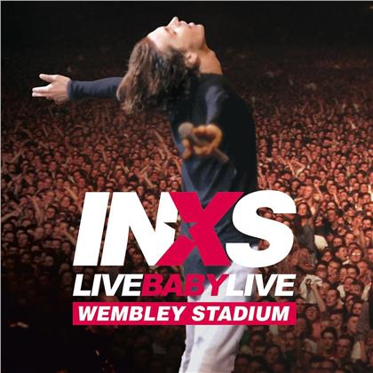 INXS - Live Baby Live (2019 Reissue, Universal, Limited Edition, 3 LPs)