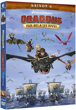 Dragons - Par-delà les rives - Saison 6 (2 DVDs)